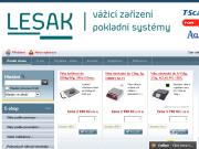 WEBOVÁ STRÁNKA LESAK s.r.o.