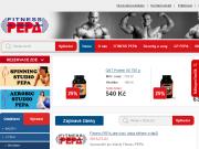 Strona (witryna) internetowa PEPA sport Opava spol. s r.o. NEXT Fitnes s.r.o.