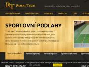 PÁGINA WEB ROYAL TECH s.r.o.