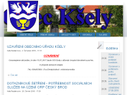 SITO WEB Obec Ksely