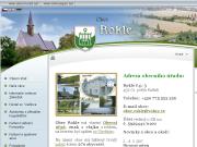 WEBOVÁ STRÁNKA Obec Rokle