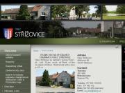 WEBOVÁ STRÁNKA Obec Střížovice