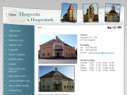 WEBOVÁ STRÁNKA Obec Hospozín