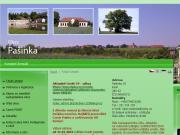 WEBOVÁ STRÁNKA Obec Pašinka