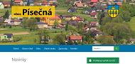 WEBOVÁ STRÁNKA Obec Písečná