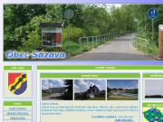 WEBOVÁ STRÁNKA Obec Sázava