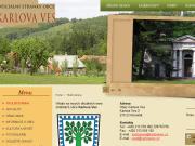 WEBOVÁ STRÁNKA Obec Karlova Ves
