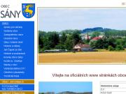 SITO WEB Obec Sany