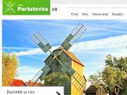 SITO WEB Obec Partutovice
