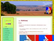SITO WEB Obec Zalesany