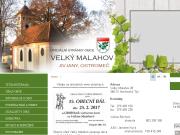 SITO WEB Obec Velky Malahov