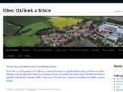 SITO WEB Obec Okrinek