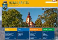 SITO WEB Mesto Horni Jiretin
