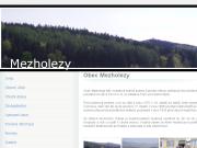 SITO WEB Obec Mezholezy