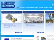 SITO WEB Hydronicke Systemy s.r.o.