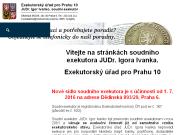SITO WEB Ivanko Igor, JUDr. - soudni exekutor
