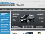 SITO WEB HDT Car s.r.o.