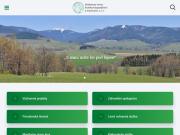WEBOVÁ STRÁNKA Výzkumný ústav lesního hospodářství a myslivosti, v. v. i.
