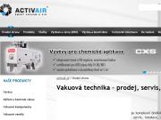 SITO WEB Activair s.r.o.