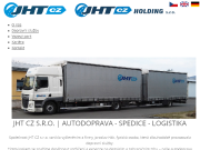 WEBOVÁ STRÁNKA JHT CZ Holding s.r.o.