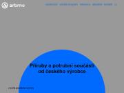 WEBOVÁ STRÁNKA AR Brno, spol. s r.o.