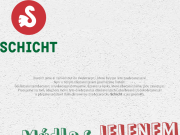 SITO WEB Schicht, s.r.o.