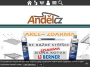 WEBOVÁ STRÁNKA Anděl CZ, s.r.o.