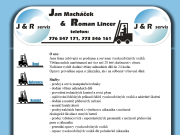 SITO WEB Jan Machacek J & R servis