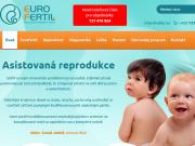 WEBOVÁ STRÁNKA EuroFertil CZ a.s.