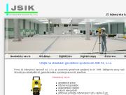 WEBOVÁ STRÁNKA JS In�en�rsk� kancel�� A�, s.r.o. Geodetick� slu�by, geod�zie