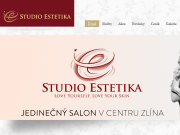 WEBOVÁ STRÁNKA Studio Estetika Emineo H&H, s.r.o.