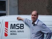 SITO WEB MODEL-SERVIS Berka s.r.o.