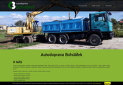 WEBSITE Autodoprava Bohdalek David Bohdalek