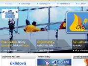 WEBOVÁ STRÁNKA AVIAR cleaning company, s.r.o.