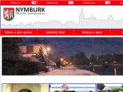 WEBOVÁ STRÁNKA Město Nymburk