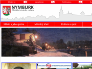 SITO WEB Mesto Nymburk