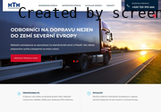 WEBSITE MTM Transport, a.s.