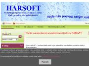 WEBOVÁ STRÁNKA Harsoft Ing. Stanislav Vacík