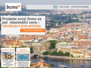 SITO WEB BCMS Corporate CR, s.r.o. Zprostredkovani prodeje firem
