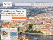 WEBOVÁ STRÁNKA BCMS Corporate ČR, s.r.o.