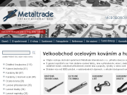 WEBOVÁ STRÁNKA Metaltrade International s.r.o.
