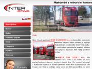 WEBOVÁ STRÁNKA Inter Star Liberec s.r.o.