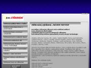 SITO WEB XXL stehovani Radomir Bilek
