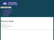 WEBOVÁ STRÁNKA Stanislav Bat�k