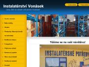 WEBOVÁ STRÁNKA Instalat�rstv� Von�sek s. r. o.