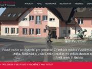 SITO WEB Restaurace a hotel U Hrocha