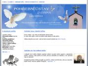 SITO WEB Lucie Zverinova - Pohrebni ustav Zverina