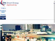 WEBOVÁ STRÁNKA ZPA Smart Energy a.s.
