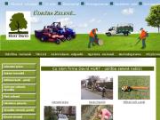 WEBOVÁ STRÁNKA David Hurt - údržba zeleně, odvoz odpadů