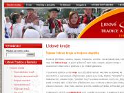 WEBOVÁ STRÁNKA Lidové tradice a řemesla, o.p.s.